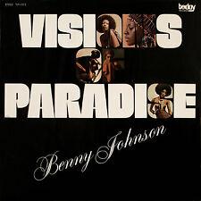 BENNY JOHNSON Visions Of Paradise JULIUS BROCKINGTON Today Records SEALED LP