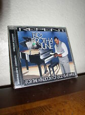 REPENT: For the Kingdom of God is at Hand - Big Brotha June (CD,NEW)