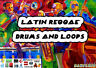 Latin Drum Samples Loops Percussion Reggae Drums Conga Bongo Hip Hop FL Studio