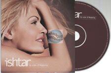 Ishtar La Voix D'alabina CD ALBUM PROMO