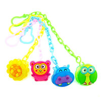Baby Pacifier Chain Soothers Chain Clip Holder Baby Feeding Product A IO
