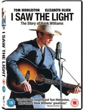 I Saw the Light Region 4 DVD New The Story Of Hank Williams