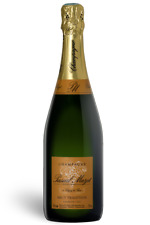 6 BOTTLES CHAMPAGNE 1ER CRU cuvee TRADITION PASCAL MAZET bio a Chigny-les Roses