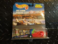 Hot Wheels Action Pack Drag Racing Diorama Set