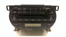 Original 2000-2004 Nissan Altima AM FM Radio  CD Player  281853Z700 SN MX632703