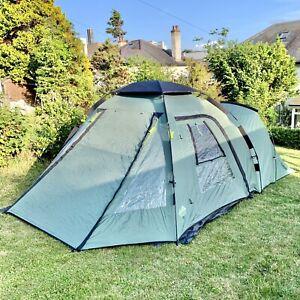 Khyam Freelander plus quick erect tent sleeps 4 Inc Footprint. Hardly Used.
