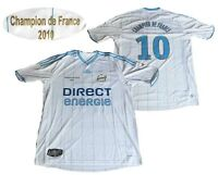 Olympique Marseille OM Maillot Home 2009/10 Adidas Domicile