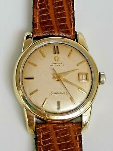 Vintage Omega Seamaster Cal. 503 Automatic wristwatch- men's- 1960's