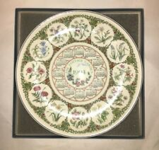Wedgwood The Cottage Garden 1994 Plate