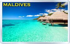 MALDIVES FRIDGE MAGNET SOUVENIR IMAN NEVERA