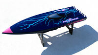 H620 Prepainted Electric Racing KIT RC Boat Hull Only for Advanced Player