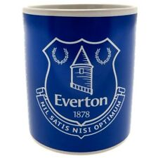 Everton FC Official Crested 11oz Ceramic Fade Mug Gift Birthday Present