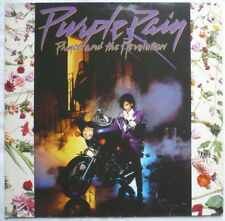 PRINCE + THE REVOLUTION - Purple rain - LP