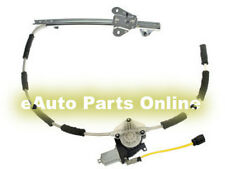 WINDOW REGULATOR W/MTR 97-01 JEEP CHEROKEE 4DR LEFT FRONT