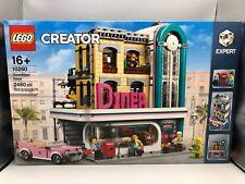 LEGO® Creator Expert 10260 American Diner Modular OVP & versiegelt -NEU- SELTEN