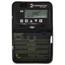 Intermatic Automatic Daylight 24 Hour Electronic Time Switch Reduced Energy Cost
