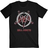 SLAYER Hell Awaits Tour 1985 T-SHIRT OFFICIAL MECHANDISE