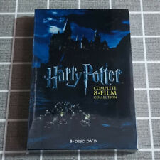 Brand New Harry Potter Complete 8-Film Collection Dvd, 2011, 8-Disc Us seller