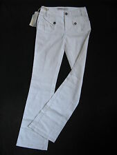 Miss Sixty jeans stretch Denim golpe w25/l34 slim fit low waist Flare leg