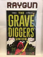 Grave Diggers Union #7 Nm- 1st Print Image Comics