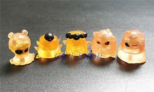 Grossery Gang ☆GLOW moldy CLEAN TEAM color change VIRUS robot☆  Best Gift