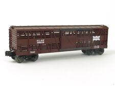 Lionel 6-19519 Frisco Stock Car O Gauge Trains Freight Cars
