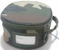 Boite de rangement attributs et insignes Porte-Képi militaire camouflage OPEX