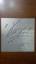 VASCO ROSSI - SENZA PAROLE CD SINGLE SINGOLO PROMO NUMERATO 1761 RARO