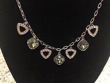 touchstone crystal swarovski Midnight Breeze Necklace