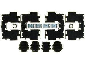 Rear Brake Hardware Kit For 12-17 Toyota Lexus Camry ES300h ES350 Avalon FT71R4