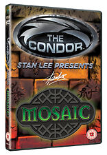 DVD:STAN LEE - CONDOR / MOSAIC DOUBLE - NEW Region 2 UK