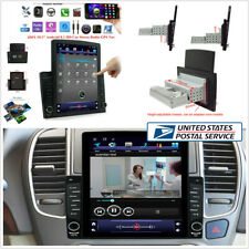 "10.1"" 1DIN Android 9.1 Quad-Core 1GB+16GB Car Stereo Radio GPS Wifi Mirror Link"