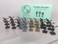 MARX MAGIC MARXIE PROMOTIONAL FIGURES. REISSUE, SIX SETS, 24 TOTAL PIECES.