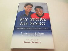 My Story, My Song Mother Daughter signed Luicmarian Roberts Missy Buchanan