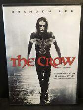 The Crow (DVD, 2012, Widescreen, Bilingual)-Horror-Rare & OOP