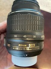 Nikon AF-S DX NIKKOR 18-55mm f/3.5-5.6G VR  Camera Lenses