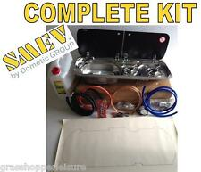 SMEV 9222 LH COMBINATION KIT - HOSES + PUMP + TAP + GAS FITTINGS + JERRY (B)
