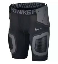 Nike Boys' Hyperstrong Football Core Plated Short Black M Medium 845718-010