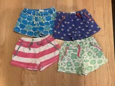 Lot 4 Mini Boden Toweling Shorts Size 6Y 6 Years Girls
