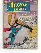 Action Comics #241 - The Super-Key to Fort Superman!