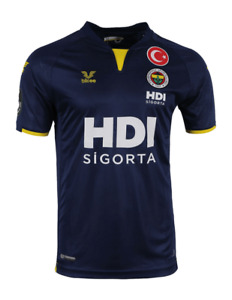 Fenerbahce Volleyball Men Dark-Blue Match Jersey Official Licensed DHL Shipping