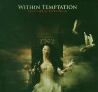 """WITHIN TEMPTATION 'THE HEART OF EVERYTHING"""" CD NEW+"""
