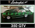 1/43 - Lamborghini Collection 50° : 350 GTV [ 1963 ] - Die-cast