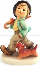 "Hummel Figurines - ""Strolling Along"" #5 - Goebel German Statue -1950's ~#3247"