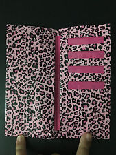 Duct tape purse ebay womens duct tape wallet light pink cheetah pattern on pink aloadofball Choice Image