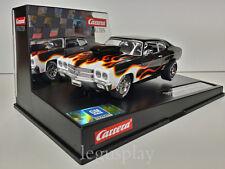 Slot SCX Scalextric Carrera 27580 Chevrolet Chevelle SS 454 'Super Stocker II