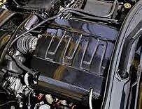 2014 16 Corvette Stingray C7 Carbon Fiber Intake Manifold Cover