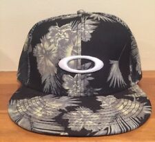 Oakley Snapback Mesh Floral Summer Sublimated Trucker Hat Cap Mens