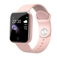 Smart Watch Heart Rate Monitor Fit Activity Tracker for iPhone Android Touch