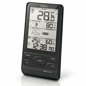 Oregon Scientific BAR208HGX Weather Station with Alerts